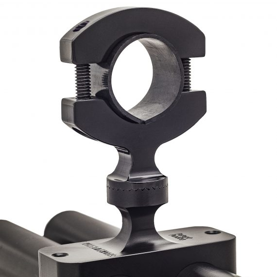 Stogie Pipes clamp black